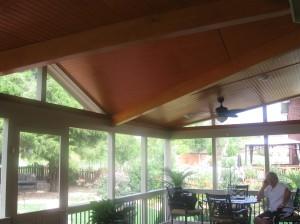 screen porch, sun room, deck, patio enclosure,