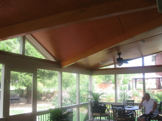 screen porch, sun room, deck, patio enclosure,