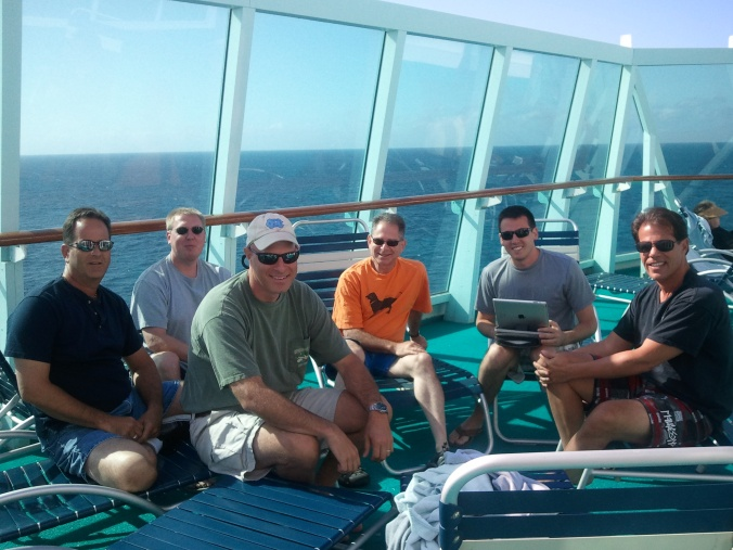 Royal Caribbean Strategic Planning Session for Archadeck of Charlotte