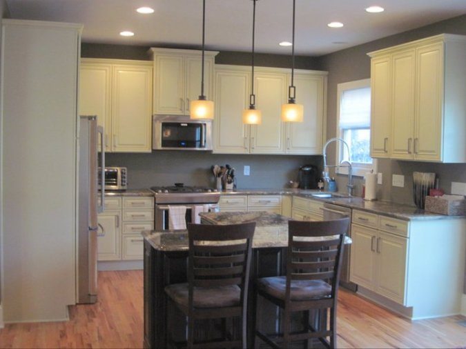 Kitchen remodeler Charlotte