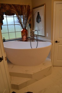 Value Remodelers did this total bathroom remodel in Gastonia, NC