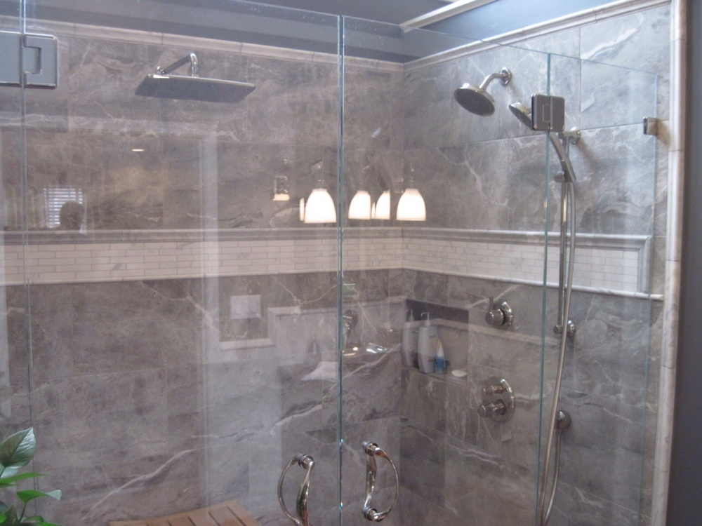 Need to update you shower? What are the latest trends? (2/2)