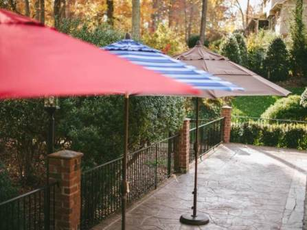 Casuwel Shade Umbrellas Archadeck of Chicagoland